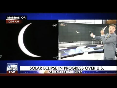 Shepard Smith's Eclipse Coverage Was Fantastic | SUPERcuts! #511