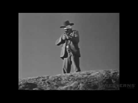 Cowboy G Men GENERAL DELIVERY western TV  episode complete full length