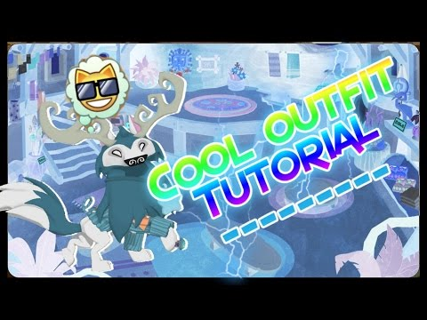 HOW TO MAKE A COOL MAIN OUTFIT! | Animal Jam