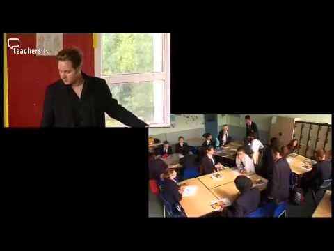 Teachers TV: English