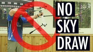 No Sky Drawing, please