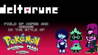 Download lagu Deltarune Ch. 1 - Field of Hopes and Dreams (Pokémon D/P/Pt Soundfont)