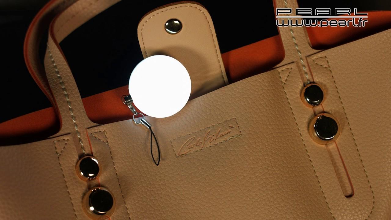 Nx7397 Lampe Led Pour Automatique A Sac Main mNv0n8w