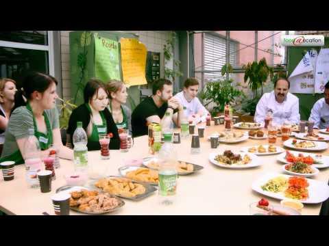Johann Lafer - Pilotprojekt Food@ucation