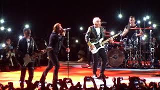 U2 - The Joshua Tree Tour Estadio Nacional de Chile, 14 de octubre ...