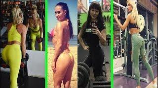 Top 3 dívčí trénink, nejlepší fitness motivace Žen, crossfit dívky jsou Úžasná Část 2