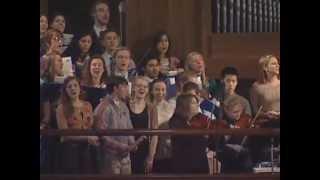 We Are Called - Haas   Notre Dame Folk Choir