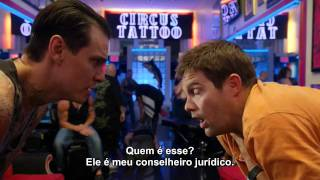 The Finder - Trailer Legendado