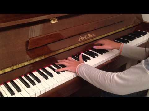 Rihanna- What Now piano cover (Yael Yosef)