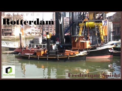 Rotterdam : Frédérique Spigt