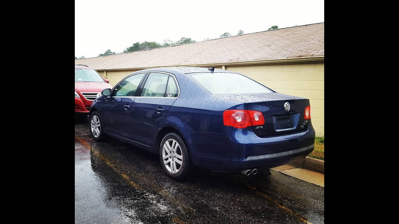 2007 jetta review