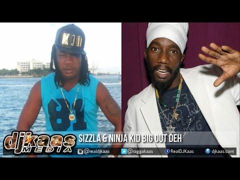 Sizzla & Ninja Kid - Big Out Deh ▶Pandora Riddim ▶Studio Vibez ▶Dancehall 2015
