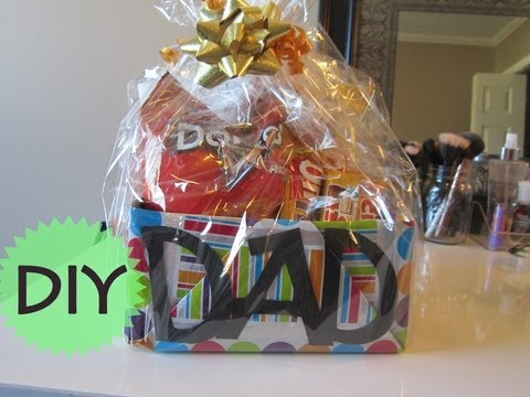 Diy gift thoughtful easy affordable last minute father for Last minute diy birthday gifts for dad
