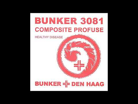 Composite Profuse - Degreaser Lubricant ( Healthy Disease 2009 ) ( Bunker Records )