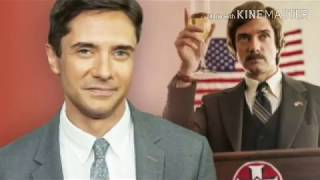 How Topher Grace Transformed Into KKK Leader David Duke