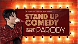 [Parody Stand Up Comedy Indonesia] Derita Anak Kosan #HANBINIKON