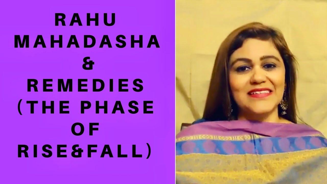 RAHU MAHADASHA AND REMEDIES