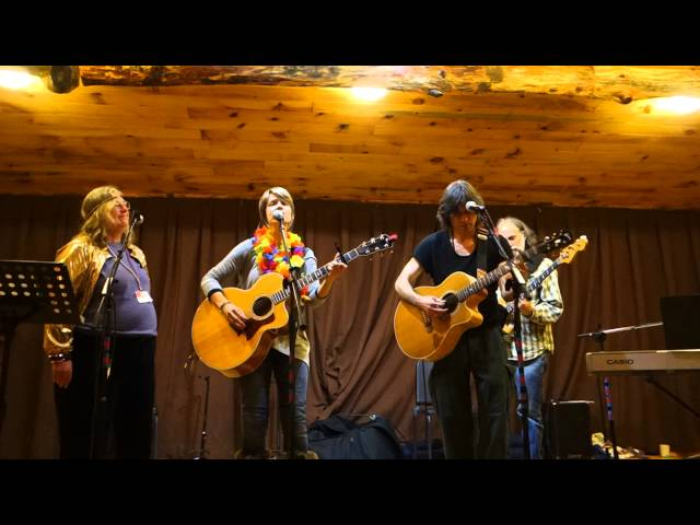 "Amy Soucy  ""Little Wooden Boat"" (Live at WinterSongs)"