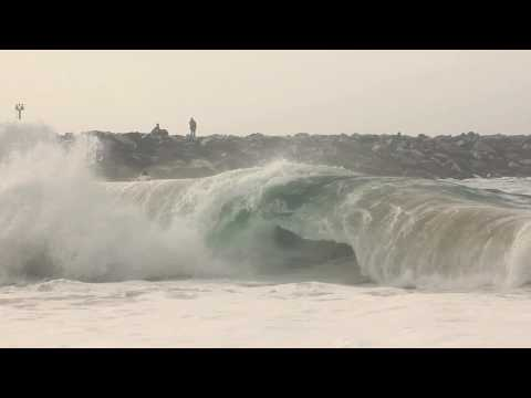 The Wedge | April 23rd | 2017 (RAW FOOTAGE)