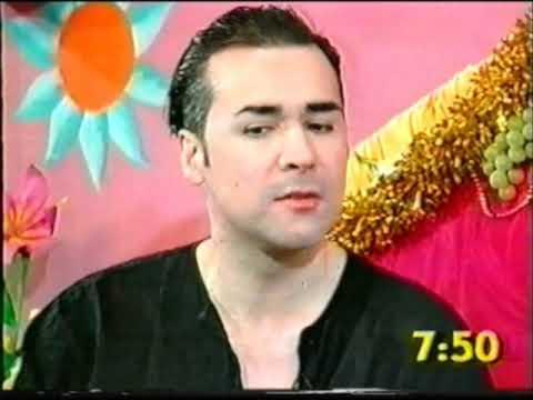 The Human League (Philip) - Interview (C4 The Big Breakfast Jan 1995)