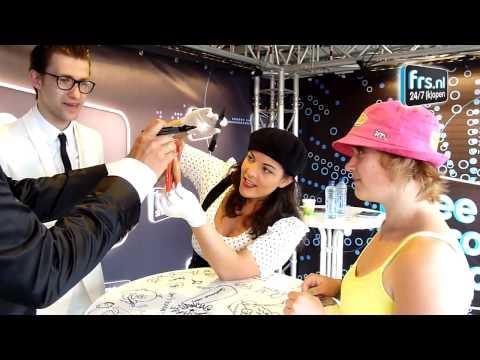 Caro Emerald  - Free Record Shop Interview - Pinkpop 2010