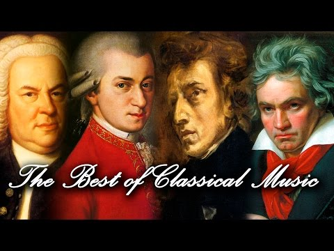 The Best of Classical Music - Mozart, Beethoven, Bach, Chopin. Classical Music Piano Playlist Mix