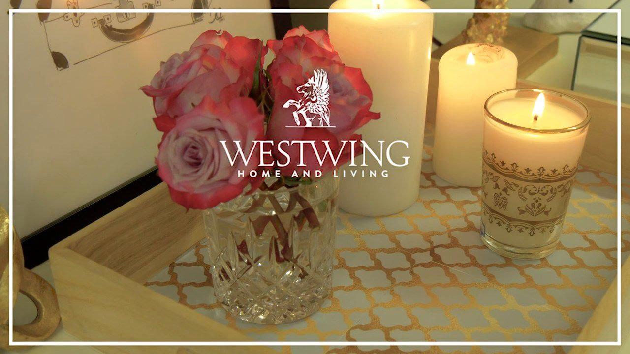 Декупаж стола: мастер-класс от WESTWING