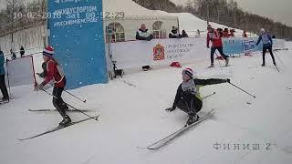 видео «Лыжня России – 2018» в Химках