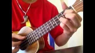 Hướng dẫn ukulele bèo dạt mây trôi phần 2