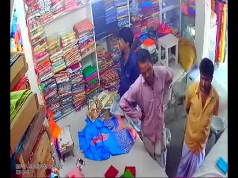 A Women Theif Stole Fabrics 3 Time Watch This How She Did It? | Beware Fabrics Sellers.