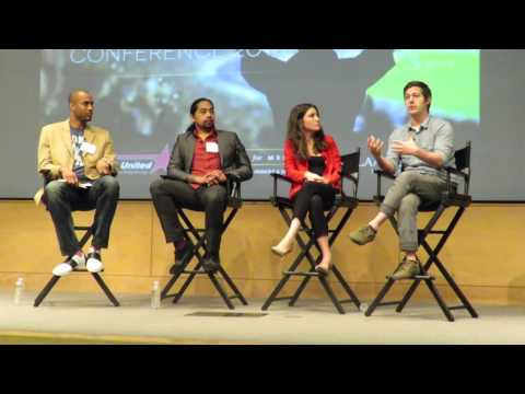 Engaging Millennials Panel at Sports Philanthropy Conference