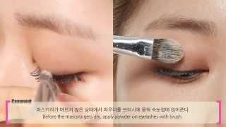 마스카라를 이용한 빈티지 아이메이크업 Vintage Eye Makeup by Using Mascara Thumbnail