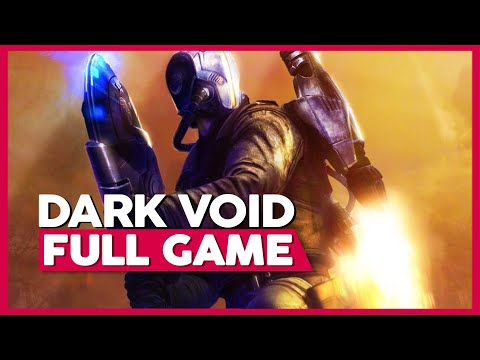 Dark Void (PC 60FPS) | Full Gameplay/Playthrough | No Commentary
