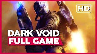Dark Void | PC 60ᶠᵖˢ | Full Gameplay/Playthrough | No Commentary