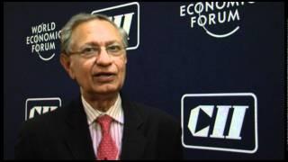 Ravi Chaudhry,Chairman-CeNext Private Ltd at India Economic Summit,2011