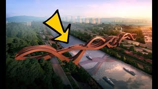 20 Of The Most Bizarre And Gravity Defying Bridges In The World