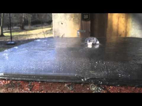 Hideaway Chimney Damper Cap S Kickstarter Video Preview