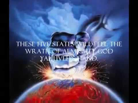 YAHUVEH GOD'S WEAPONS FROM THE SKY - WARN THEM! HOW FEW WILL LISTEN! (Prophecy 56)