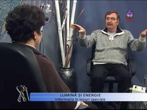 Lumina si energie, informatia in locuri speciale,Cohal Gheorghe, 28.03.2014