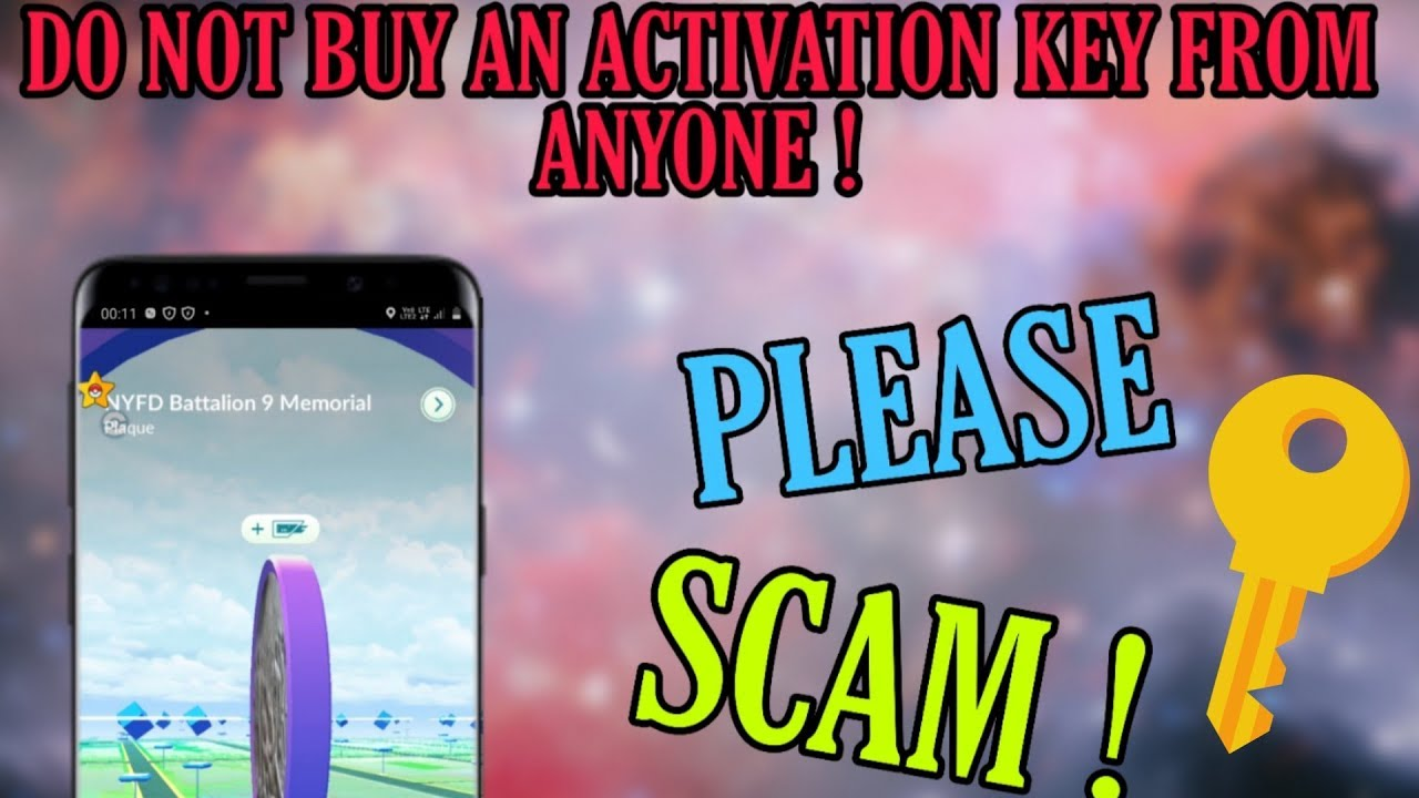 Do not buy pgsharp activation key from anyone ! Please ...