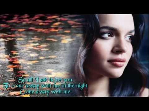 Norah Jones + Come Away With Me + Lyrics/HQ