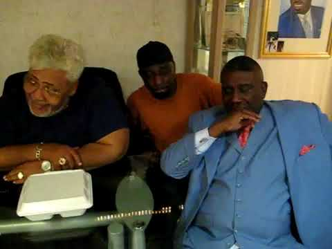 "Real Gospel Praise Music Video of Rev Rance Allen ""I Wont Complain"" [Live]"