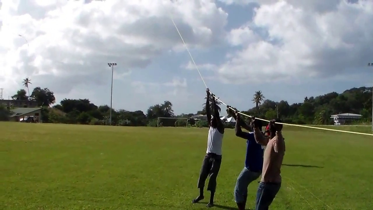 how to make a mad bull kite