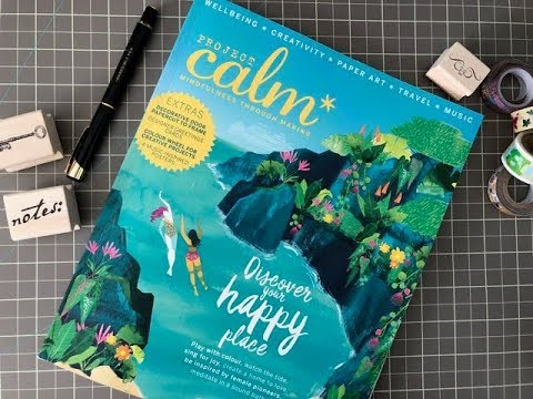 Project Calm Magazine - September 2018 - Music Version