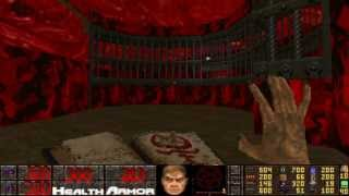 Final Doom: The Plutonia Experiment Map30 The Gateway of Hell - Aeons of Death