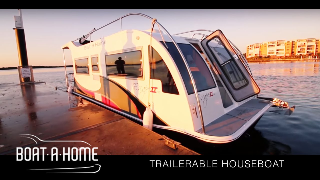boat a home escape 2 full length video youtube