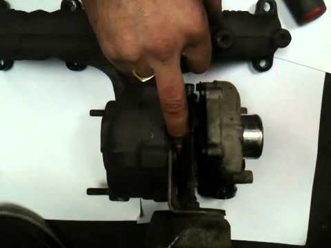 R-tech Sticky VNT Turbo Repair Part 1