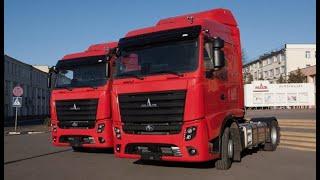 МАЗ запустил производство грузовиков нового поколения