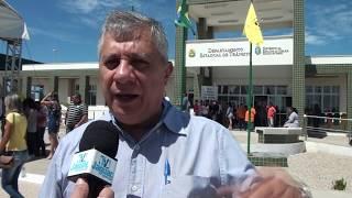 DETRAN de Aracati: Deputado Zé Airton requereu ao governador a construção da Estrada Jaguaruana, Aracati a Icapuí