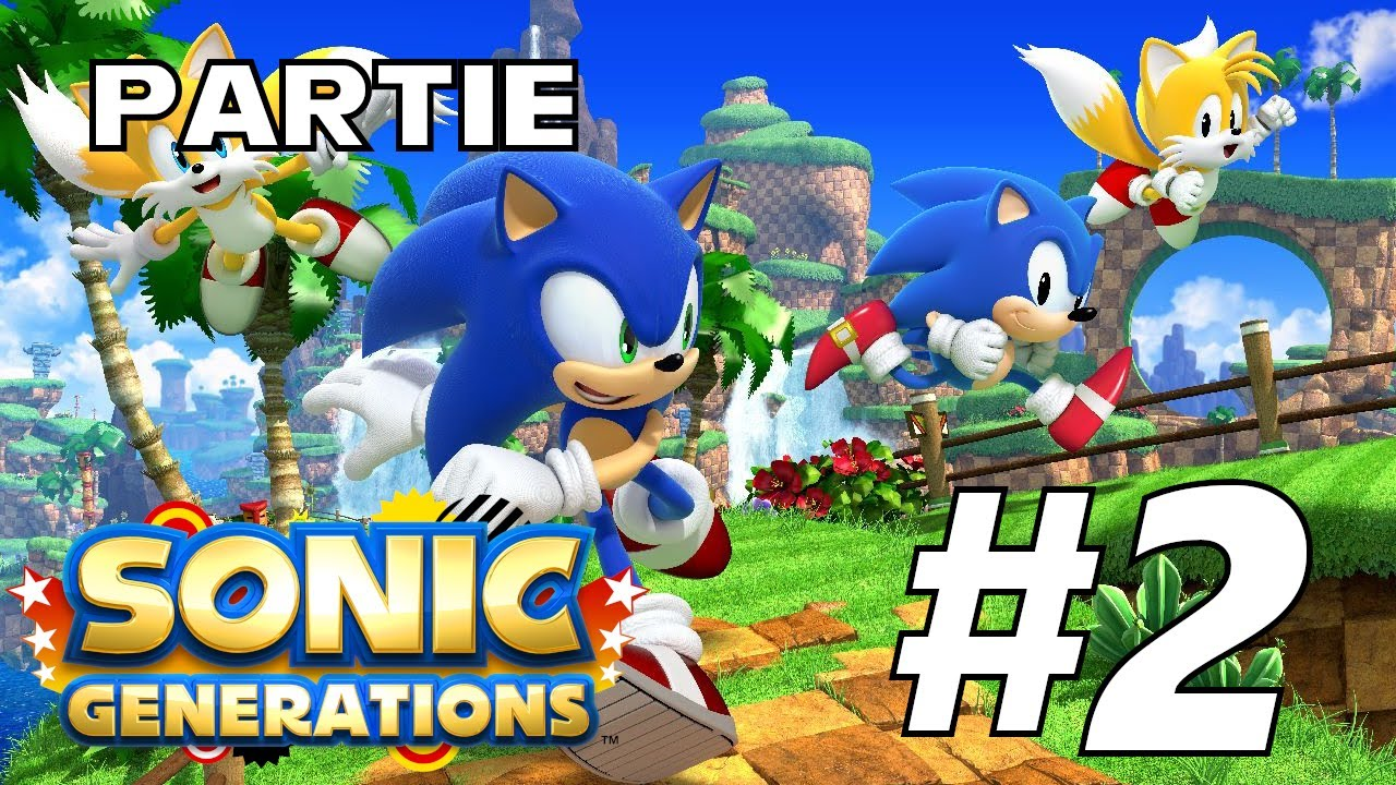 Sonic Mania 2 Player Mode - YouTube  |Sonic Generations 2 Player Mode